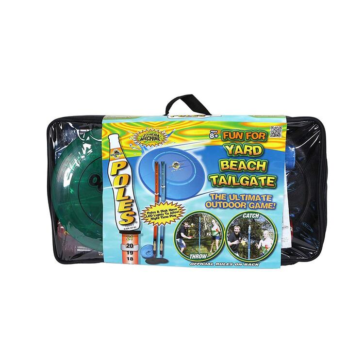 Deluxe Lighted Poles Game