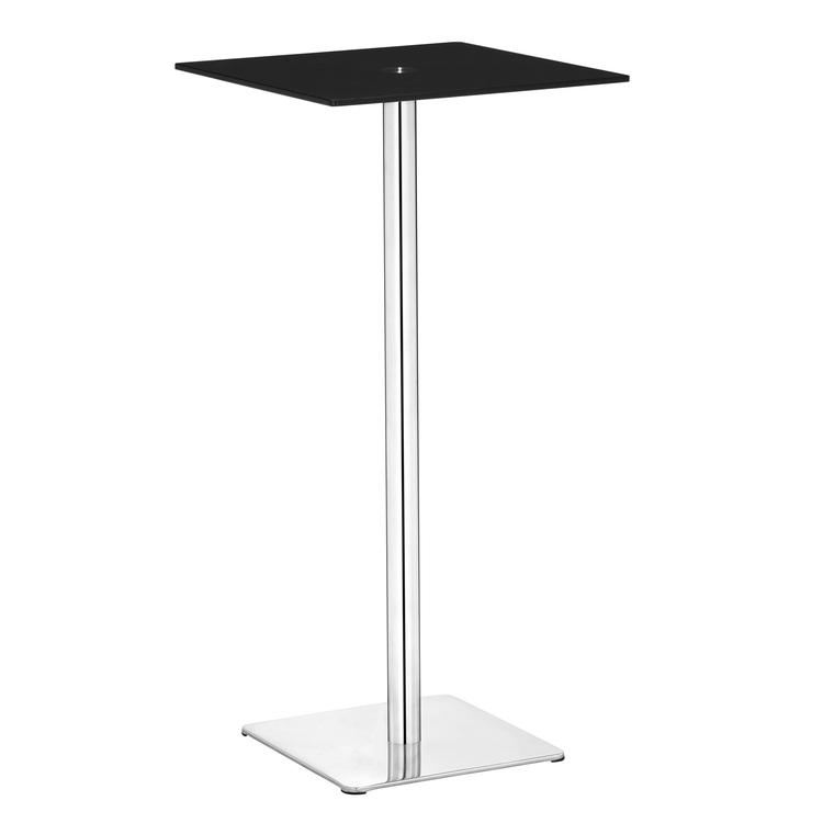 Dimensional Bar Table White