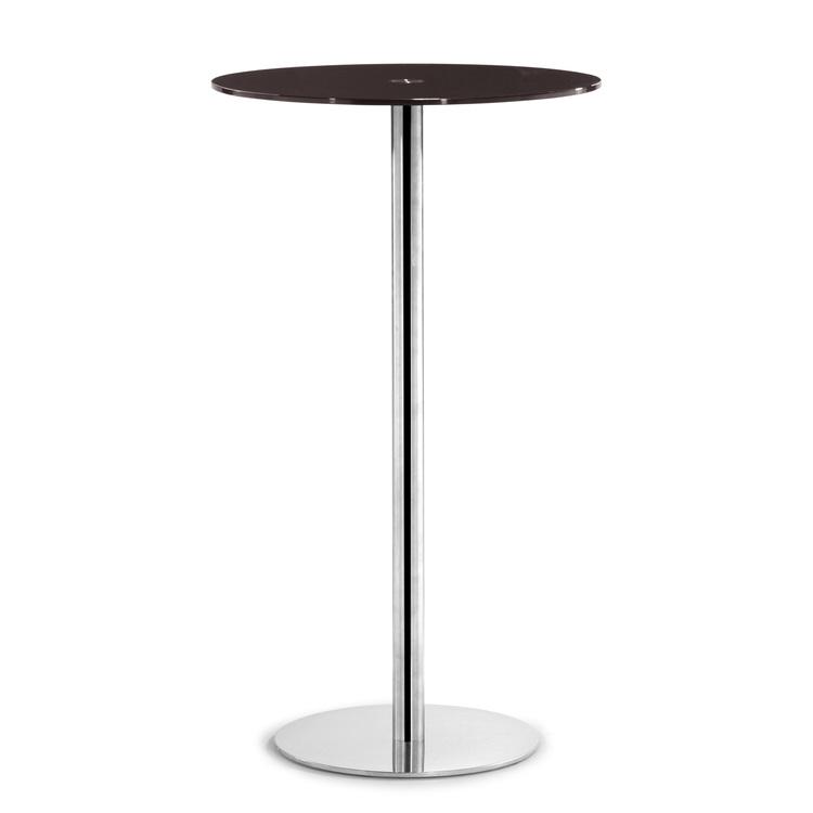 Cyclone Bar Table White