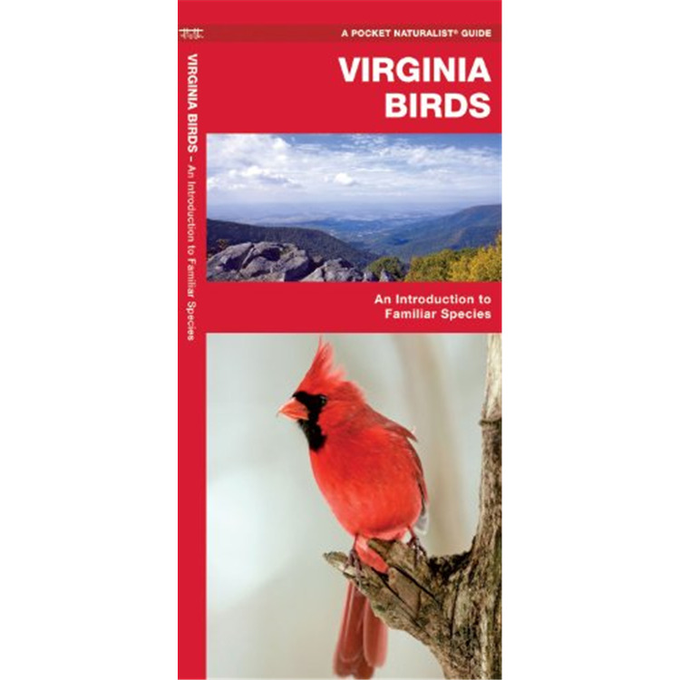 VA Birds - Pocket Naturalist