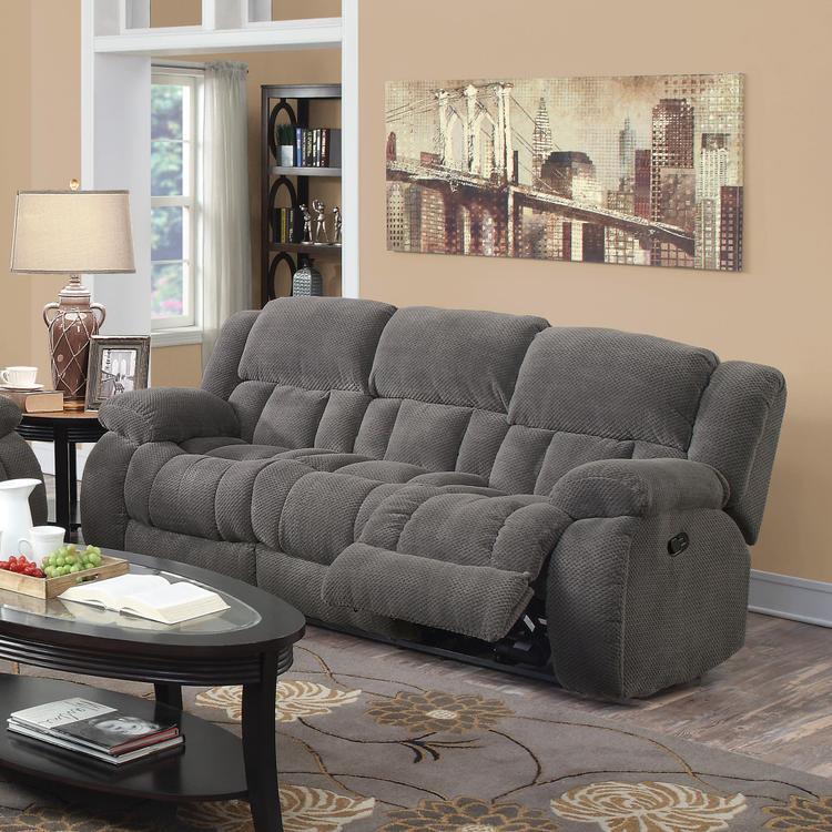 Coaster Weissman Motion Sofa