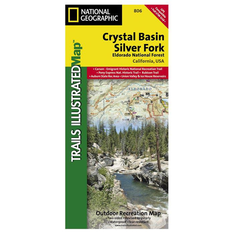 Crystal Basin/Silver Fork #806