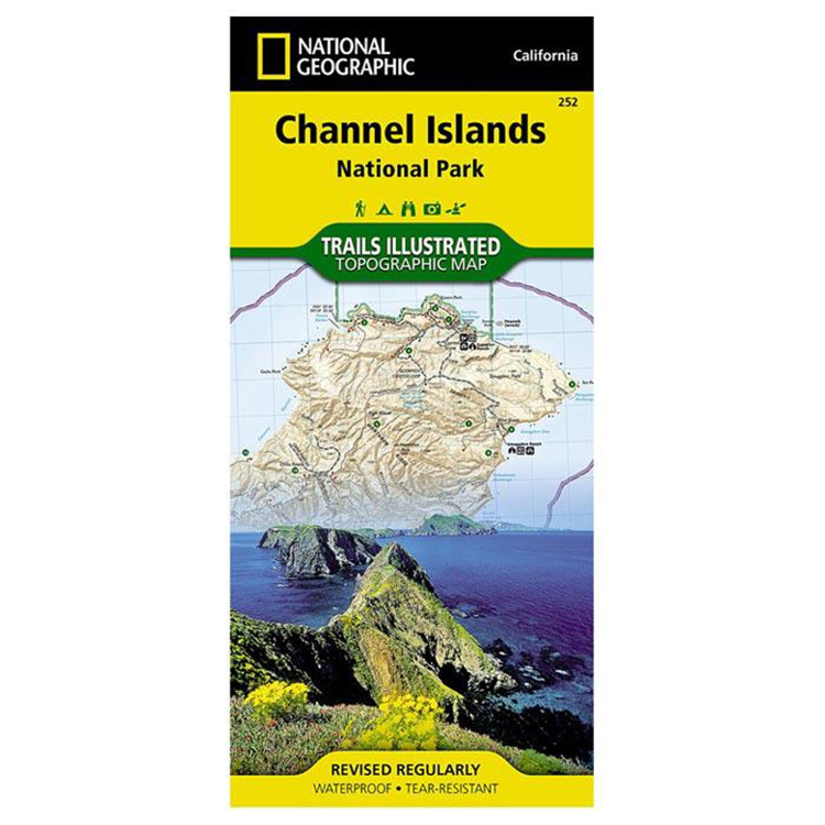 Channel Islands Np # 252