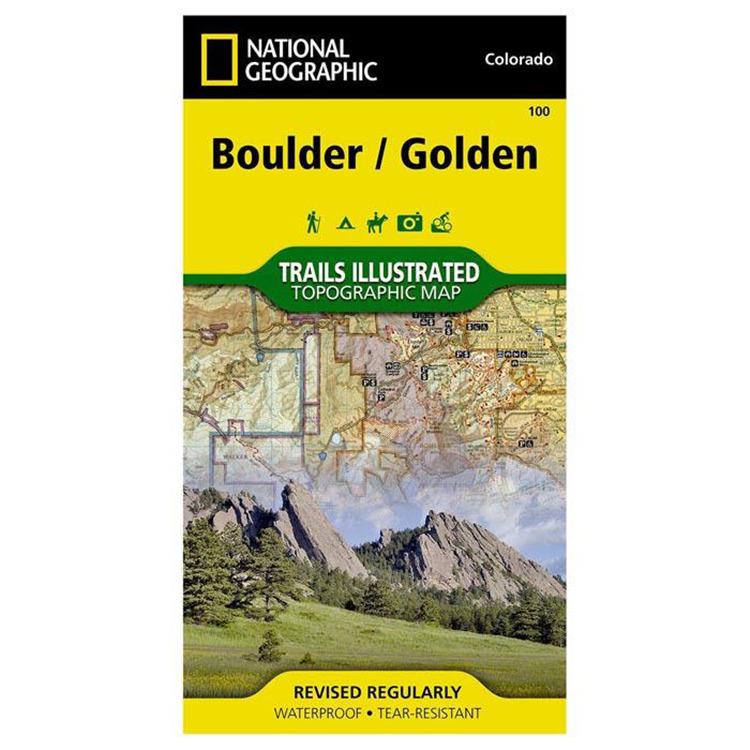 Boulder Golden #100