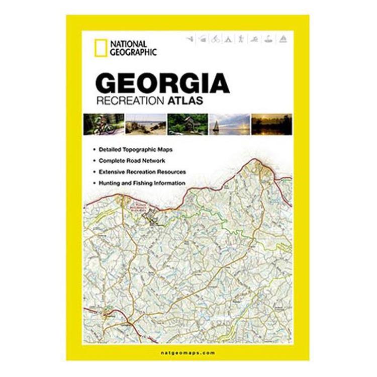 Georgia State Recr'Tion Atlas