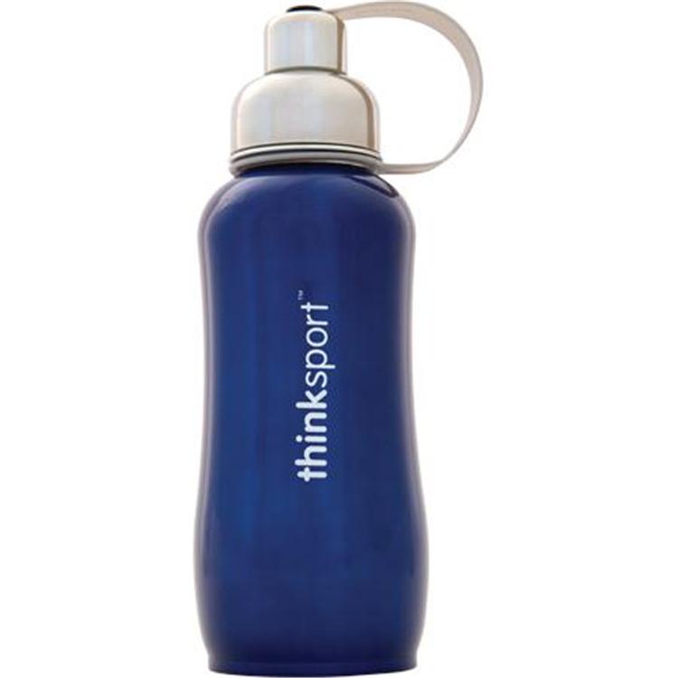 Thinksport 750mL Stainless Steel Bottle