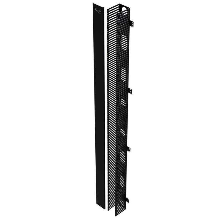 Panel Vert Fgr Duct- Flat Mt 4X5X78