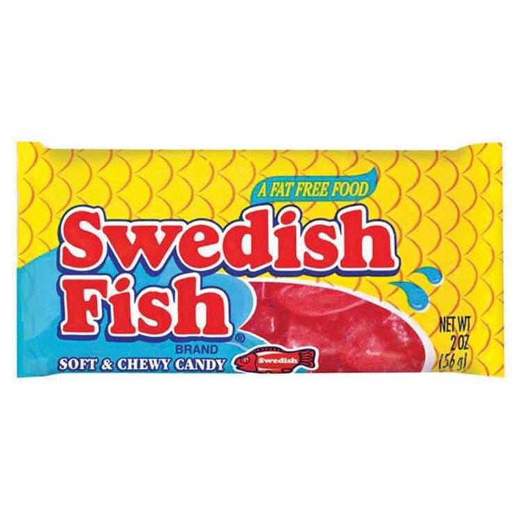 Swedish Red Fish 2Oz