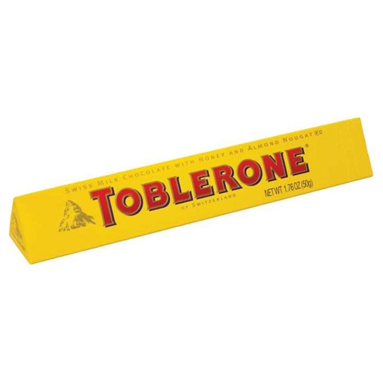 Toblerone Bar Milk Choc 1.76Oz