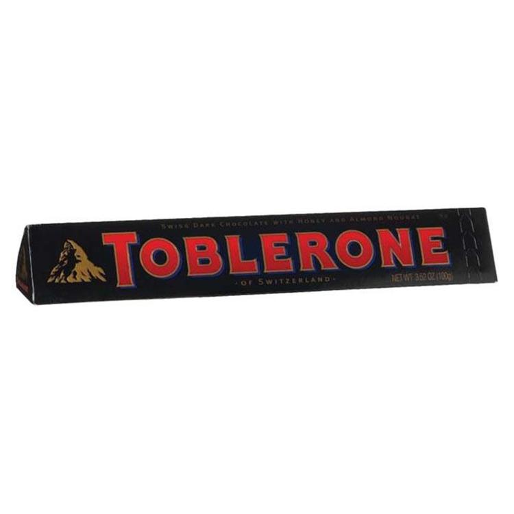 Toblerone Bar Drk Choco 3.52Oz