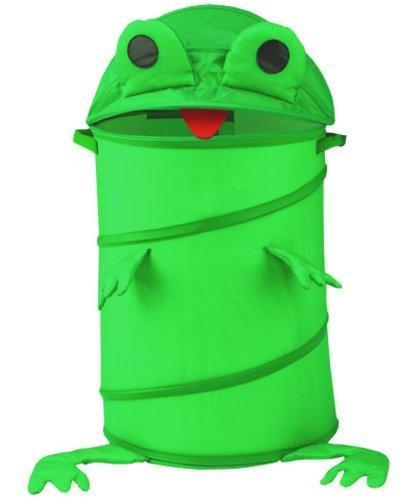 WC Redmon Bongo Buddy - Frog Pop Up Hamper [Item # 6110C]