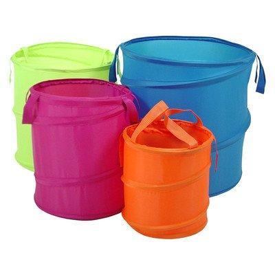 WC Redmon Bongo Pop Up Buckets Set of Four [Item # 6114A]