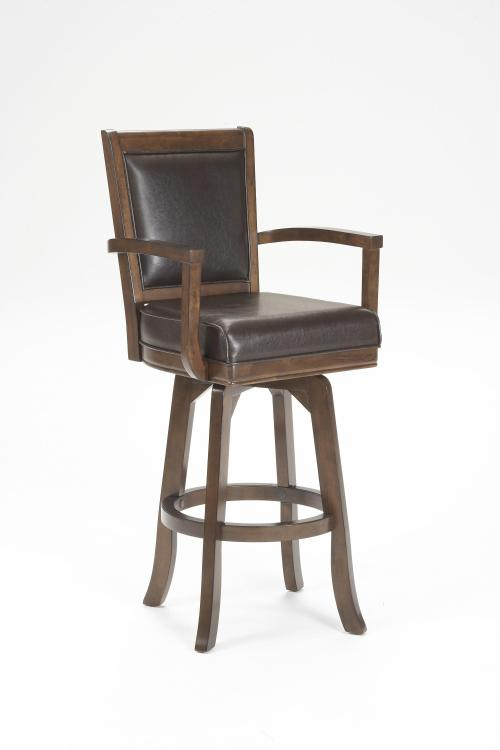 Hillsdale Furniture Ambassador Swivel Bar Stool [Item # 6124-830]