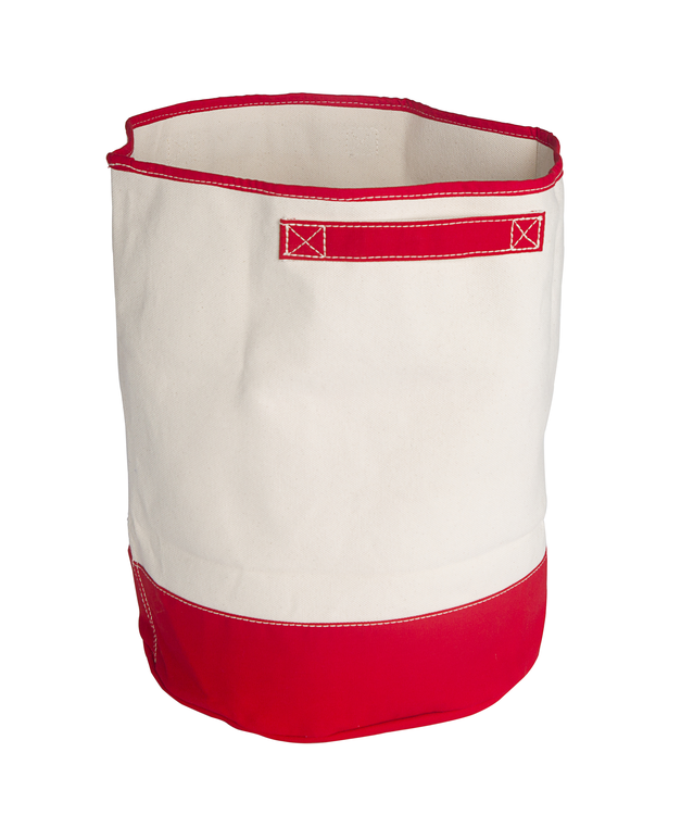 Hamper Storage Red