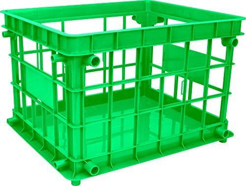 Storex Standard Letter/Legal File Crate, 3-Pack