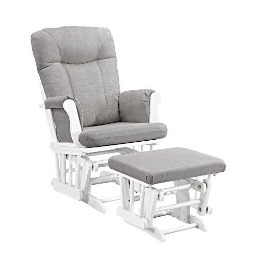 Angel Line Monterey Glider and Ottoman