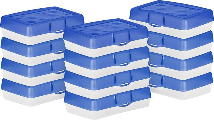 Storex Pencil Case, 12-Pack