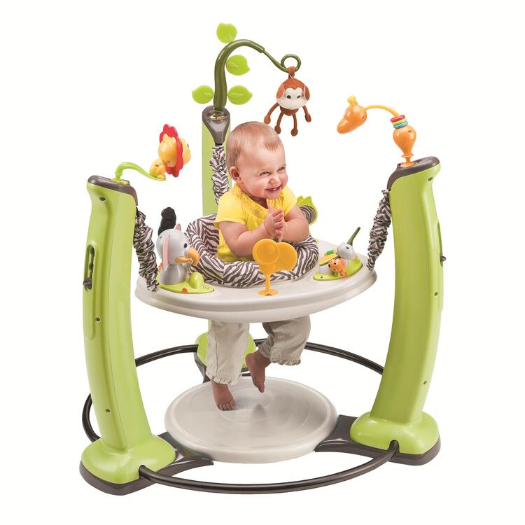 ExerSaucer®Jump & Learn Stationary Jumper