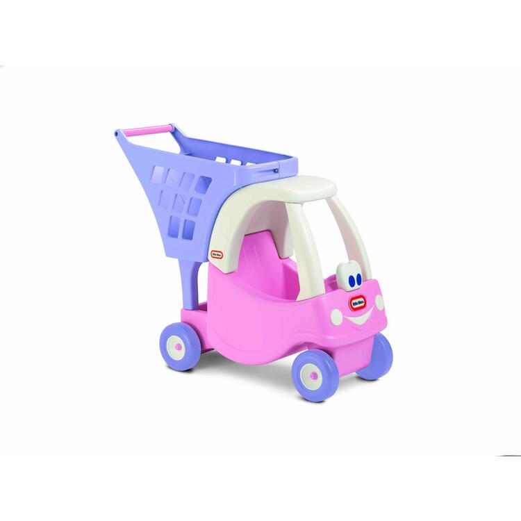 Little Tikes Princess Cozy Coupe Shopping Cart [Item # 620195]