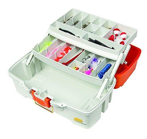 Tackle Box, Let's Fish!, 2-Tray