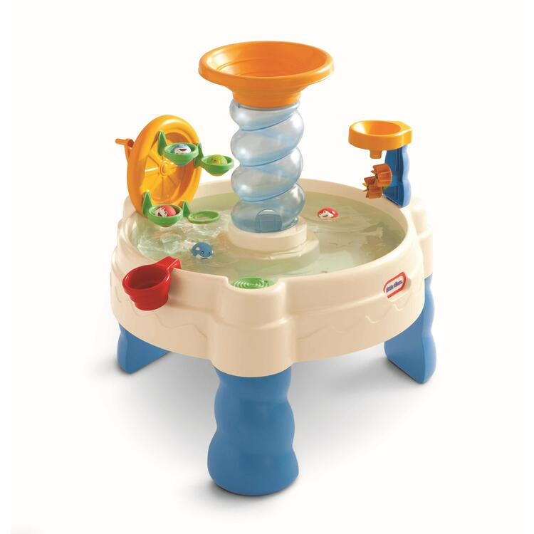 Spiralin' Seas Waterpark™