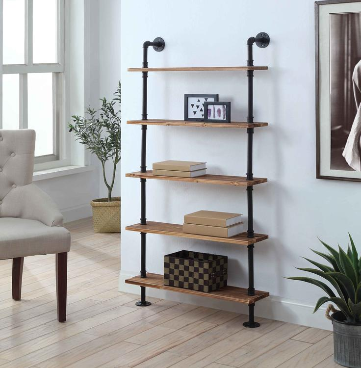 4D Concepts Anacortes 5-Shelf Piping
