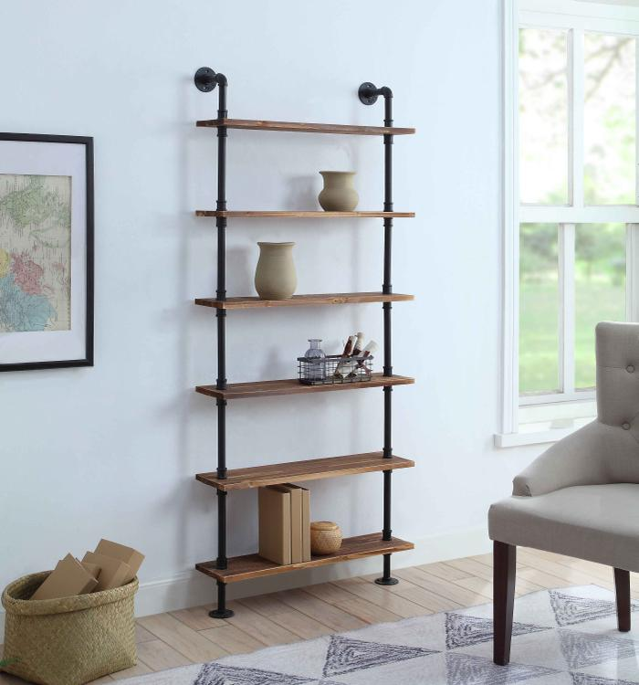 4D Concepts Anacortes 6-Shelf Piping