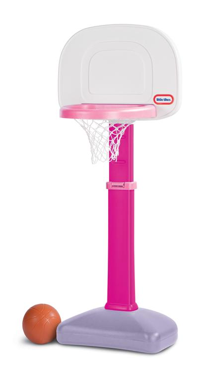 Little Tikes TotSports Easy Score Basketball Set-Girl