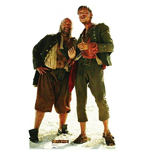 Pirate Duo (Pirates of the Caribbean)