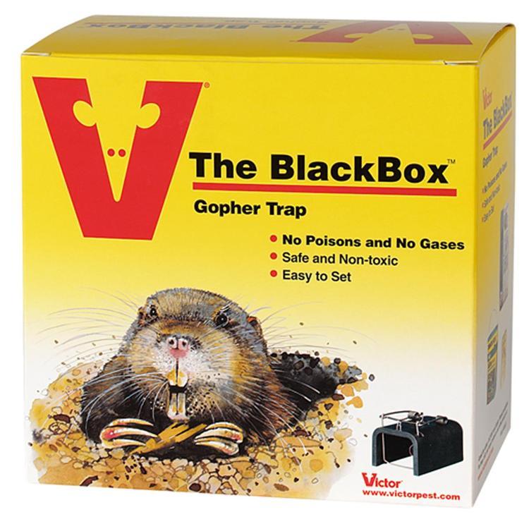 0625 Trap Gopher Blkbox