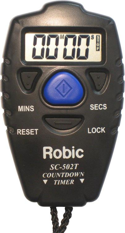 Marshall Browning Robic Sc-502 Countdown Timer