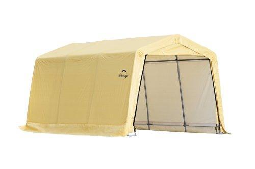 10X15x8 Auto Shelter, 1-3/8