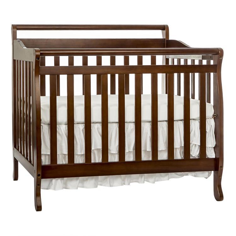 Dream On Me 4-In-1 Mini Convertible Crib