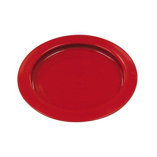 FEI FEI Inner lip plate, plastic, red 9
