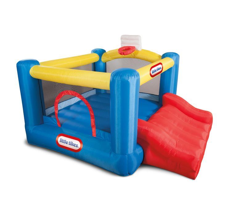 Little Tikes Jr. Sports 'n Slide Bouncer