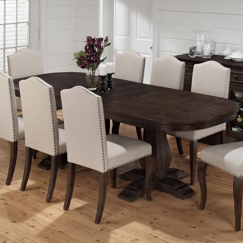 Grand Terrace Traditional Styled Dining Table