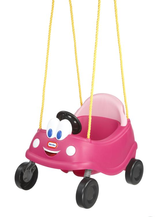 Little Tikes Princess Cozy Coupe® First Swing