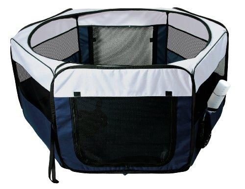 TRIXIE Pet Products Soft Sided Mobile Play Pen