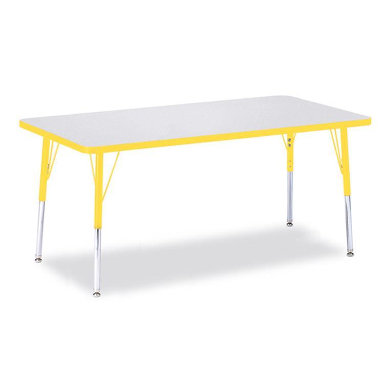 Jonti-Craft Kydz Activity Table - Rectangle [Item # 6408JCA007]