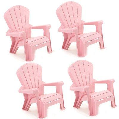 Ffp- Garden Chair Pink 4 Pack (E-Commerce Only)