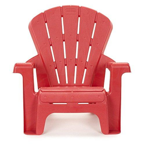 Ffp- Garden Chair Red 4 Pack (E-Commerce Only)