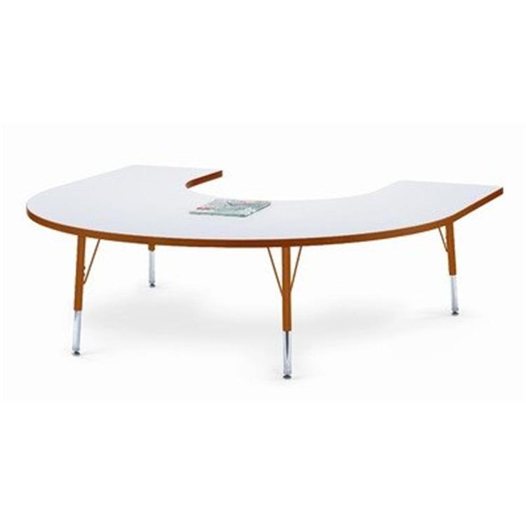 Jonti-Craft Kydz Activity Table - Horseshoe