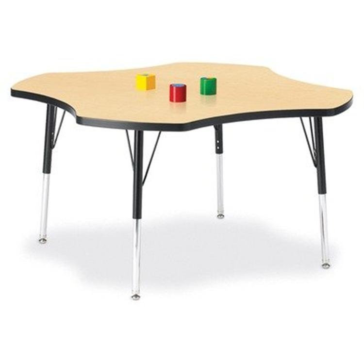 Jonti-Craft Kydz Activity Table - Four Leaf [Item # 6453JCT183]