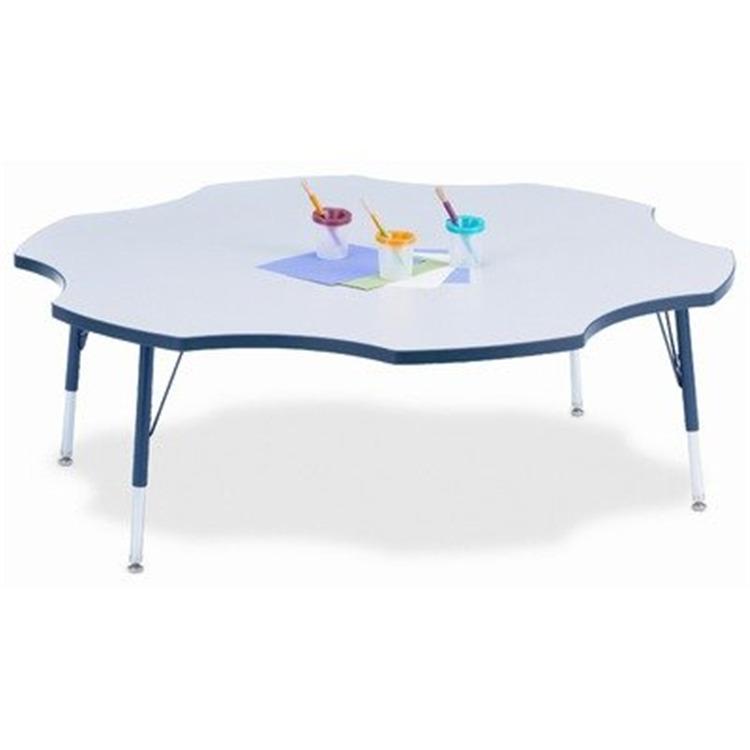 Jonti-Craft Kydz Activity Table - Six Leaf