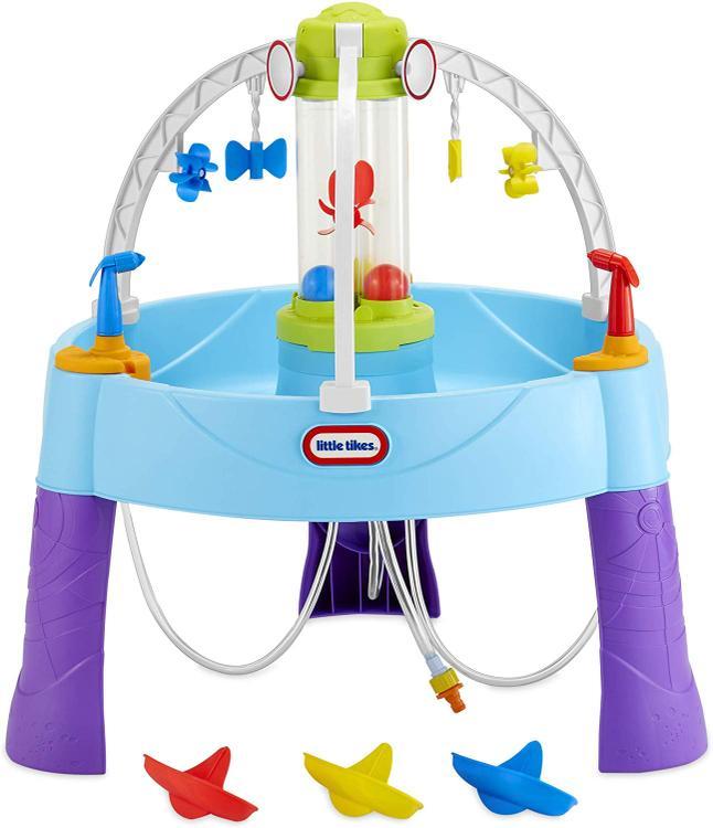 Little Tikes Fun Zone Battle Splash Water Table
