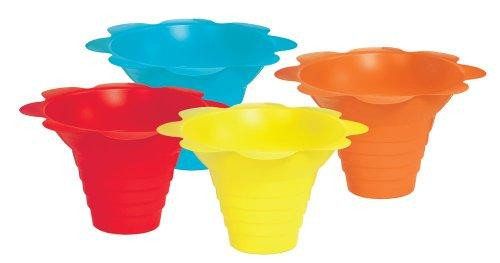 Paragon Flower Drip Tray Cups - multicolor (4 oz)