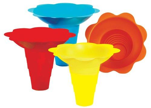 Paragon Flower Drip Tray Cups - multicolor (12 oz)