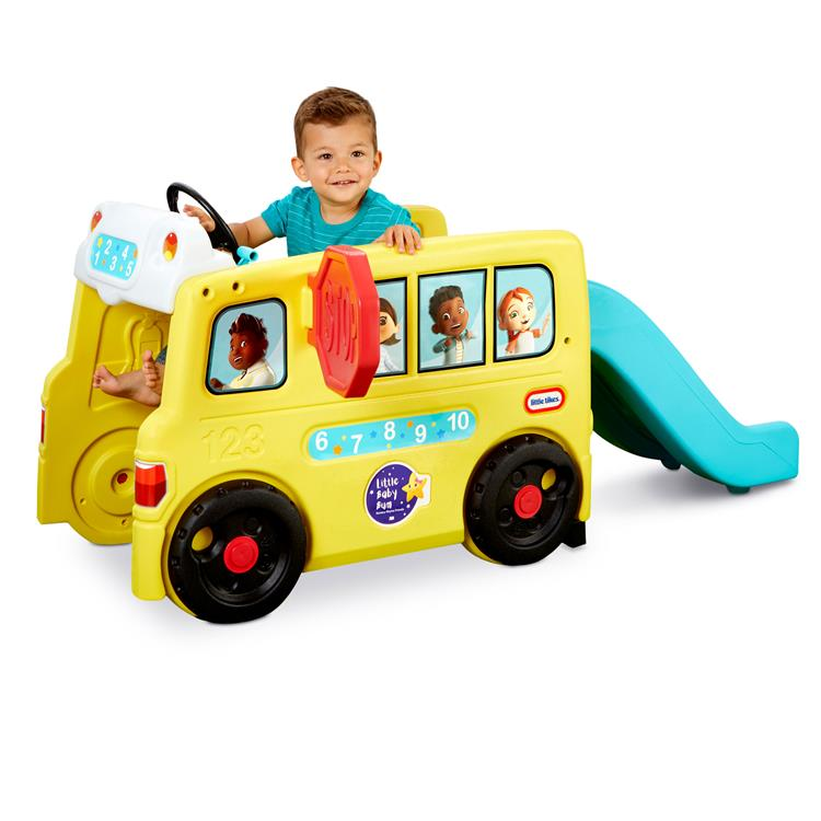 Little Tikes Baby Bum Wheels on the Bus Climber
