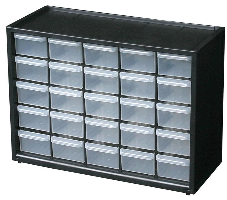 Flambeau 6576Na Utility Box 25Drawer