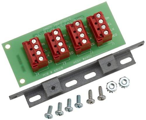 Multiplex Printed Circuit Board Replacement Kit for Zodiac Jandy AquaLink RS Pool and Spa Control System